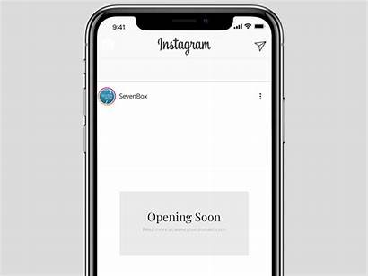 Instagram Template Stories Psd Story Templates Photoshop