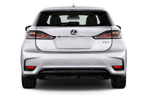 2018 Lexus Ct 200h Reviews And Rating Motor Trend