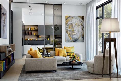 decoration chambre moderne une déco salon de toute fraicheur aux touches printanières