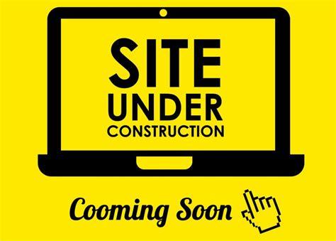 Website Construction Construction Sign Work Computer Humor Text