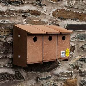 Sparrow Terrace Nest Box | The Nestbox Company