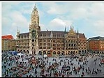 München Marienplatz. - YouTube
