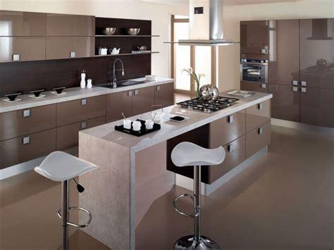 cuisine et des tendances ilot central de cuisine choix prix et installation