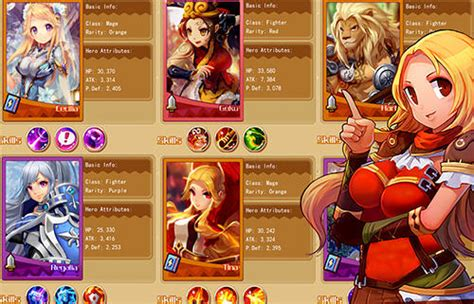 Anime Mmorpg For Android