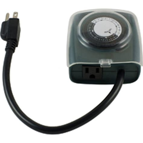 christmas light timer home depot defiant 15 amp plug in extreme weather outdoor mechanical