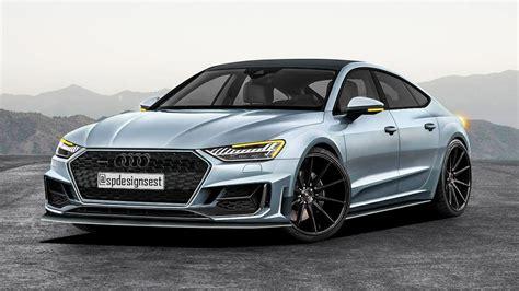 2018 Audi Rs7 Concept