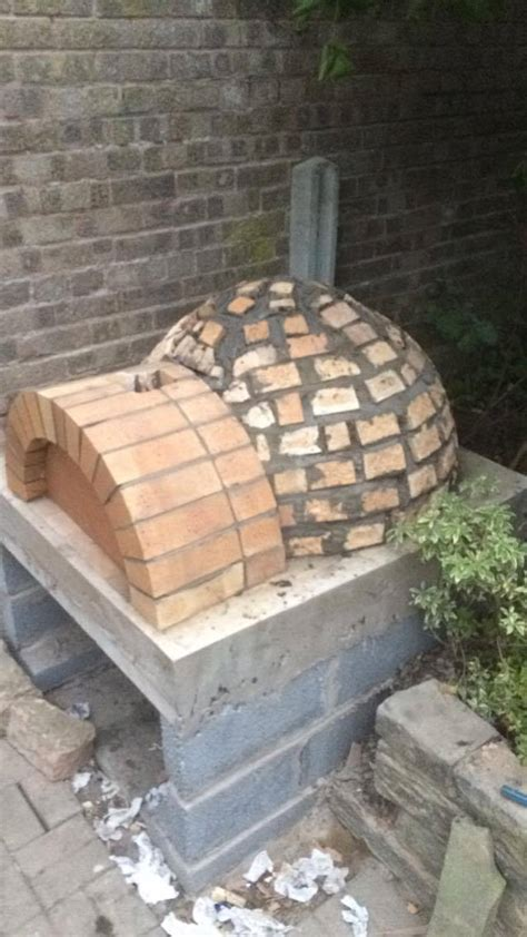 Backyard Pizza Oven Diy by Steps To Make Best Outdoor Brick Pizza Oven Diy Guide