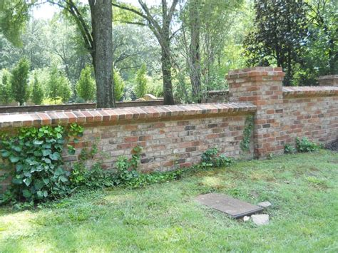 images of brick garden walls 36 best images about driveways gardens terraces on pinterest