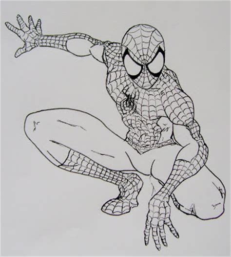 Best Spider Man Sketches Ideas And Images On Bing Find What You