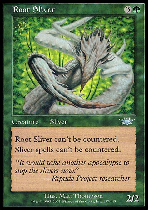 magic the gathering sliver deck modern proxies for deck quot sliver power quot deckstats net