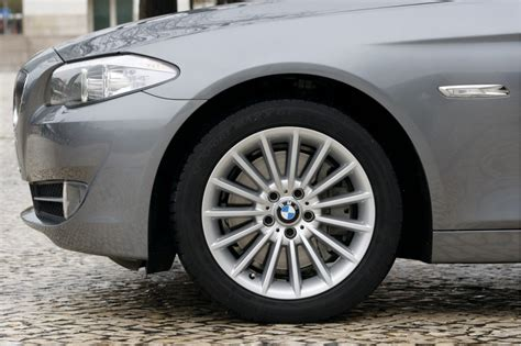 Bmw Group Is Leading Promoter Of Runflat Tires
