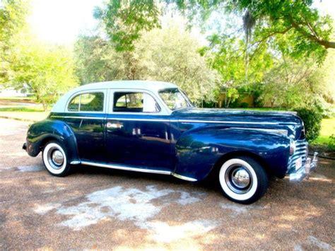 1941 Chrysler New Yorker by 1941 Chrysler New Yorker Sedan For Sale Chrysler New