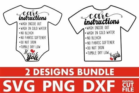 Detail, direction, info, information, instruction svg vector icon. 2x T-Shirt Care Instructions svg, Care Card Instruction ...