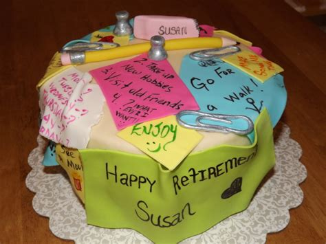 retirement cake ideas retirement cake cake decorating community cakes we bake