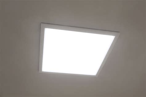 led panel light 2x2 4 400 lumens 40w dimmable even