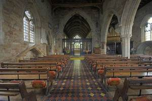 Church of St Andrew, Clifton Campville - Wikipedia