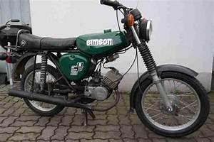 Simson S51 Modell : simson s51 b2 4 original ddr top bestes angebot von simson ~ Jslefanu.com Haus und Dekorationen