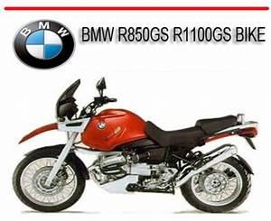 Bmw R850gs R1100gs Bike Repair Service Manual