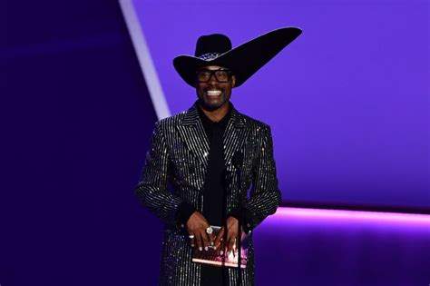 Pose Star Billy Porter Makes History With Emmy Win Los