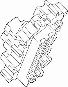 Nissan Leaf Fuse  Block  Box  Relay  And  A Component That