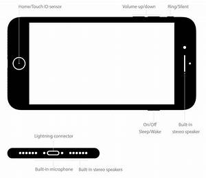 Iphone 6 Button Diagram
