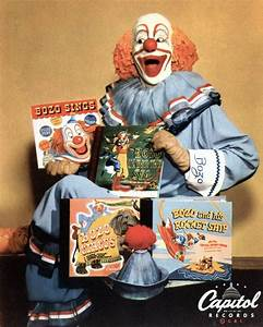 Character of The Week: Bozo The Clown