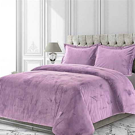 velvet duvet cover tribeca living venice velvet duvet cover set bed bath