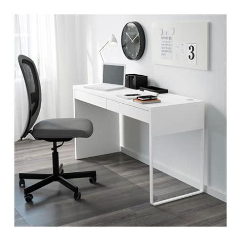bureau de travail ikea micke bureau blanc ikea