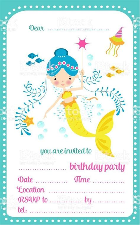 credit card invitation template awesome kids birthday
