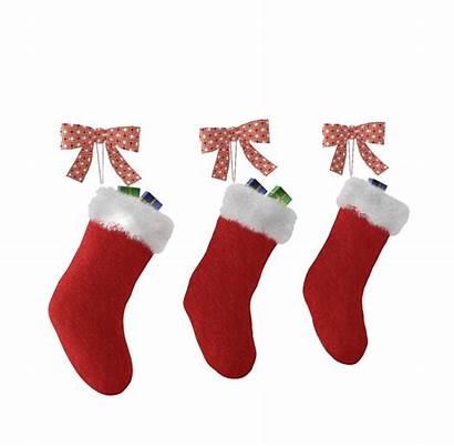 Stocking Transparent Socks Sock Santa Clipart Claus