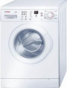 Zwei Waschmaschinen An Einen Abfluss : bosch wae283eco serie 4 waschmaschine frontlader a 1400 ~ Michelbontemps.com Haus und Dekorationen