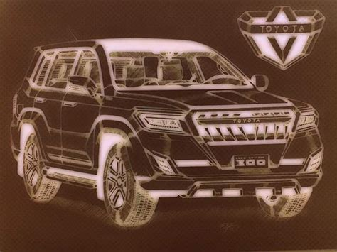 toyota land cruiser  series  coming