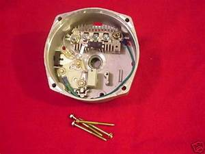 Delco Remy 10si 6 Volt Positive Ground Alternator Kit