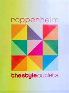 designer outlet roppenheim fabrikverkauf quot the style outlets quot in roppenheim öffnungszeiten werksverkauf mustang adidas