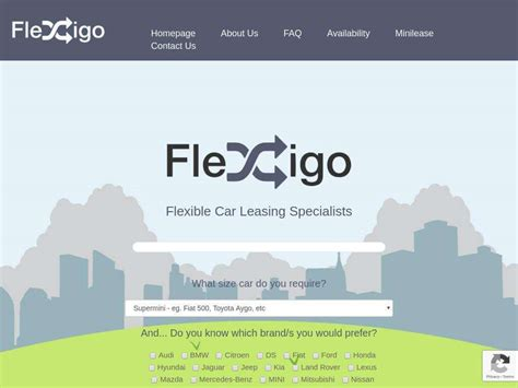 Flexigo: reviews, costs and competitors   carsubscriptions.org