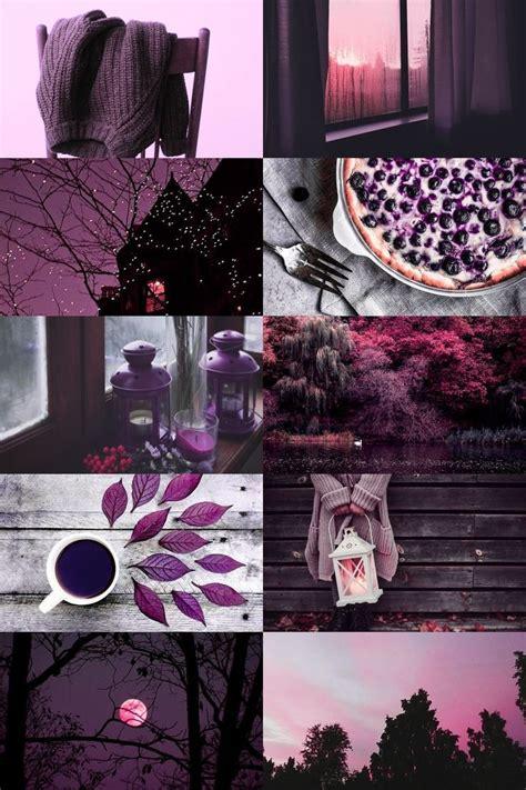 purple autumn aesthetic   autumn aesthetic