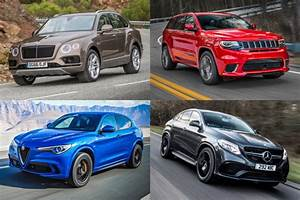Fastest SUVs in the world 2019 | Auto Express