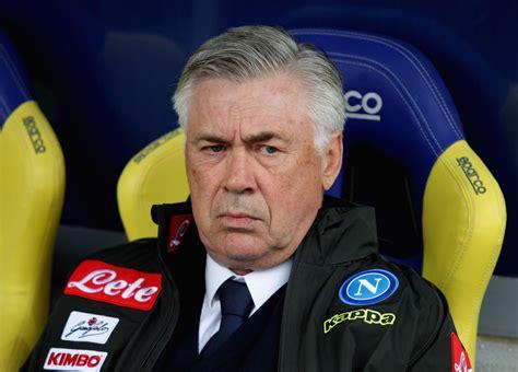 La respuesta de ancelotti que aumenta la incertidumbre frente a james rodríguez en el everton. Ancelotti is fuming at the state of Napoli's changing rooms - ronaldo.com
