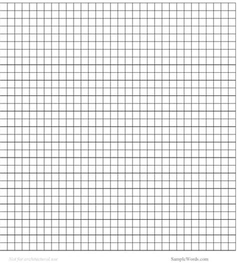 graph paper template  microsoft word document