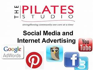 The Pilates Studio Social Media Project