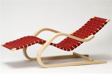 chaise desing chaise longue design vintage en bois pour le jardin alvar