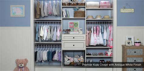 Children's Closet Design & Storage Solutions In Grand