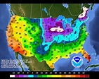 Oh, It's Winter: Huge Swath Of U.S. Will Be Bitterly Cold