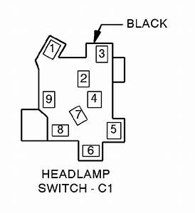 Jeep Cherokee  Replacing  Headlamp  The Wiring Harness And I  Diagram