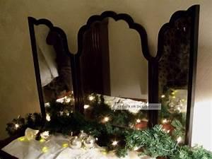 3 Teiliger Spiegel : antiker 3 teiliger spiegel schminkspiegel kosmetikspiegel ~ Bigdaddyawards.com Haus und Dekorationen