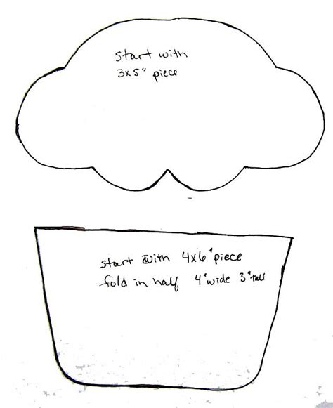 cupcake template printable blank cupcake wrapper printable pictures to pin on page 3 pinsdaddy
