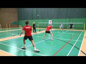 North East Badminton Action from the Tees Valley Yorkshire ...