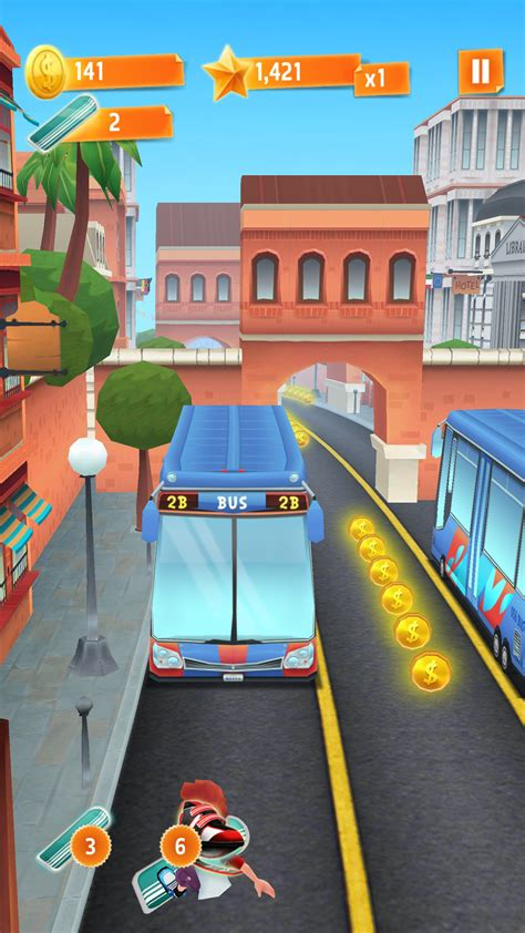 bus rush games  android    bus