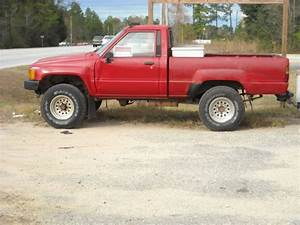 1987 Toyota Pick Up 4x4 Manual Transmission Hunting Truck