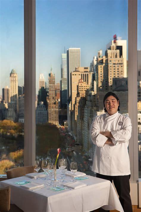 restaurant asiate  mandarin oriental  york appoints